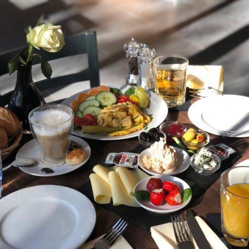 Frühstück Feinkostwelt