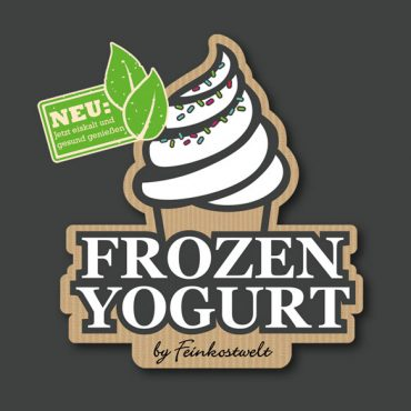 Neu: Frozen Yogurt